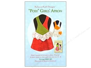 Posy Girls Apron Pattern