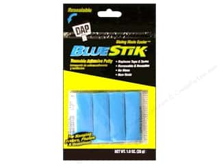 Magnets Blue: Dap BlueStik Reusable Adhesive Putty 1 oz