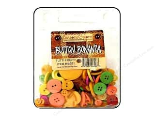 Buttons Galore Button Bonanza 8oz Tutti Fruity