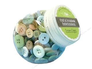 Buttons Galore Button Jar 5oz Seaside