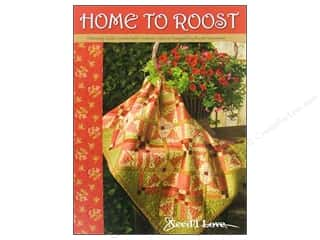 Miss Rosie's Quilt Company: Home To Roost Book