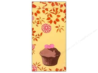 Pine Ridge Art Notepad Matchbook AB Cupcake