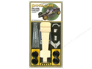 PineCar Kit Deluxe Slingshot Dragster