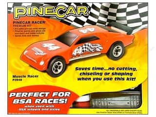 PineCar Kit Premium Muscle Racer