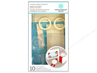 Martha Stewart Stamp Custom Setting Kit