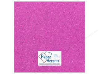 Stock Up Sale Sulyn Glitter: Cardstock 12 x 12 in. Glitz Silver/Sugar Plum (25 sheets)