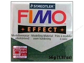 Fimo Art Accessories: Fimo Soft Clay 56gm Metallic Opal Green