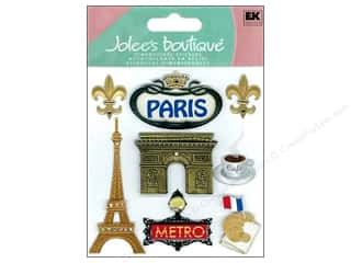 tower $2 - $3: Jolee's Boutique Stickers Paris