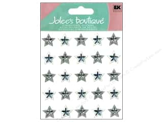 Jolee's Boutique Stickers Repeats Silver Star