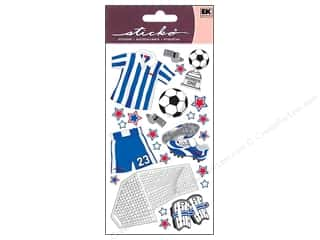 EK Sticko Stickers Soccer Gear