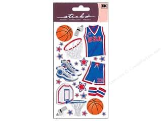 EK Sticko Stickers Basketball Gear