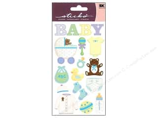 Y: EK Sticko Stickers Baby Objects