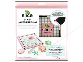 Slice by Elan Slice Accessories: Making Memories Slice Hands Free Mat 6 x 6 in. Pink