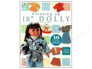 "Dressing Up 18"" Dolly Book"