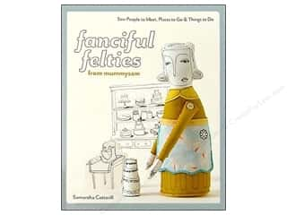 Fanciful Felties Book