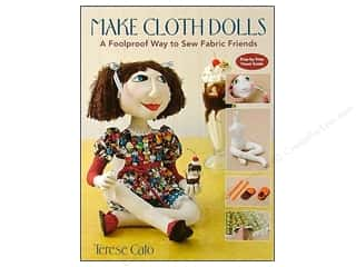 C&T Publishing Make Cloth Dolls Book