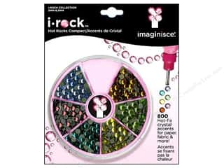 Rhinestones: Imaginisce i-rock Hot Rocks Compact 4mm Jewels