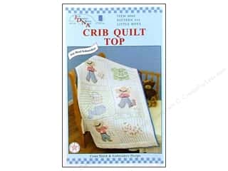 Quilted Fish, The: Jack Dempsey Crib Quilt Top Little Boys