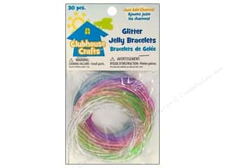 Sulyn Clubhouse Crafts Jelly Bracelets Multi 30pc
