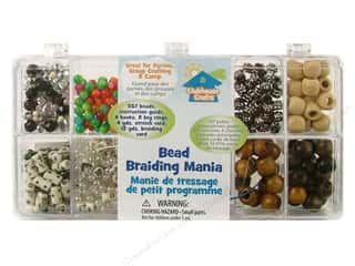 Sulyn Clubhouse Crafts Bead Mania Box Assorted Braiding
