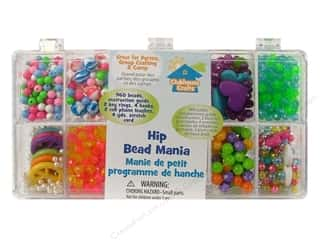 Sulyn Clubhouse Crafts Bead Mania Box Assorted Hip