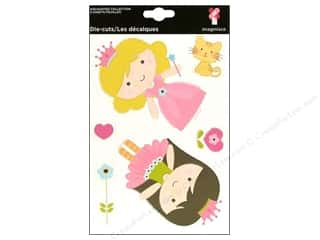 Imaginisce Die Cut Enchanted Cardstock Make A Wish