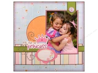 Imaginisce Layout 12x12 Enchanted