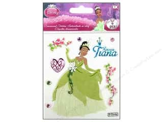 EK Disney Sticker 3D Princess Tiana