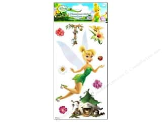 EK Disney Sticker 3D Lg Tinker Bell