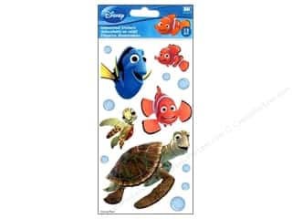 EK Disney Sticker 3D Lg Finding Nemo