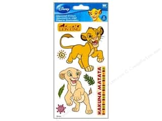 EK Disney Sticker 3D Large Lion King