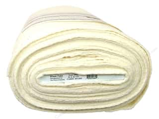 Warm Tater Batting 100% Cotton 22&quot;x20yd Bolt Nat (20 yards)