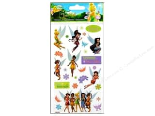 EK Disney Sticker Tinker Bell Fairies Flitterific