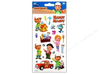Disney Stickers: EK Disney Sticker Handy Manny