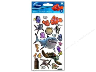 Findings Brown: EK Disney Sticker Finding Nemo