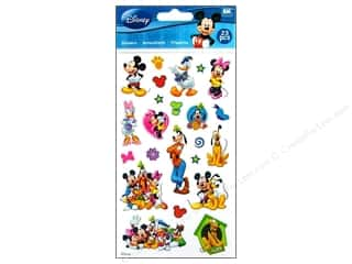 Mickey: EK Disney Sticker Mickey And Friends