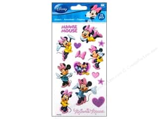 Mickey: EK Disney Sticker Minnie Mouse