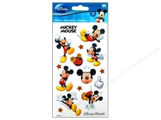 Brothers Licensed Products: EK Disney Sticker Mickey Mouse