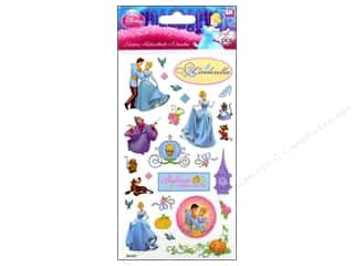 EK Disney Sticker Cinderella