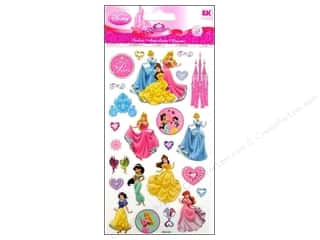 EK Disney Sticker Princess True Princess