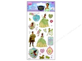 Frogs $3 - $4: EK Disney Sticker Princess And The Frog