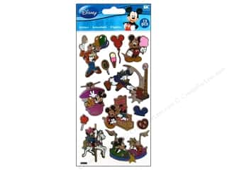 Holiday Sale: EK Disney Sticker Mickey Parks