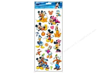 Mickey: EK Disney Sticker Large Mickey & Friends