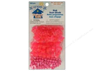 Sulyn Clubhouse Crafts Team Beads Pink 230pc
