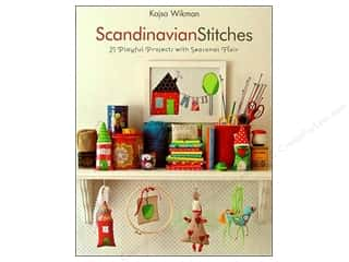 Stash By C&T Scandinavian Stitches Book