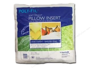 Pillow Shams Pillow Forms: Fairfield Pillow Form Soft Touch Poly Fill Supreme 16 Square