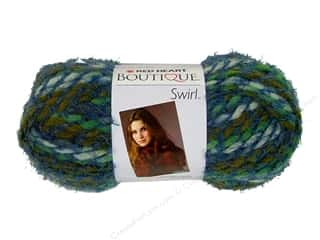 C&C Red Heart Boutique Swirl Yarn 3oz Sea