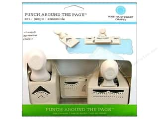 Martha Stewart Punch Around The Page Cherish