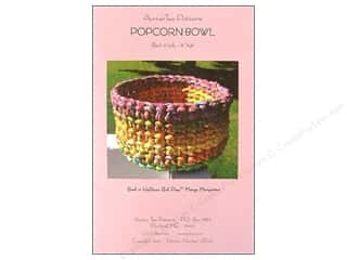 Best of 2012 Patterns: Popcorn Bowl Pattern