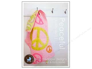 Patterns Clearance $0-$2: Peaceful Baby Quilt Pattern